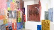 """Une exposition inédite de Jean Pierre Müller au centre d'art """"Les Drapiers"""" à Liège"""