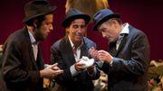 La chute de la Maison Lehman: une fresque jouissive, portée par trois clowns inspirés. Totale réussite ****