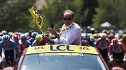 """Christian Prudhomme: """"Je suis vraiment focalisé sur l'objectif de la fin août-début septembre, en sachant que nous organiserons le Critérium du Dauphiné avant le Tour de France."""""""