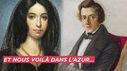 """""""Frédéric Chopin et George Sand, Correspondances """", un feuilleton inédit avec les voix d'Alexandre Tharaud, Dominique Blanc de la Comédie-Française  et Thierry Hellin"""
