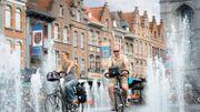 Tournai, une des 23 villes de charme en Wallonie!