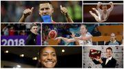 Les noms des prétendants pour le trophée de sportif et sportive de l'année ont été dévoilés