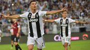 La Juve de Cristiano Ronaldo décroche la Supercoupe d'Italie face au Milan AC