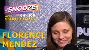 Florence Mendez largue sa carrière d'humoriste pour la voyance via numéro surtaxé