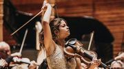 """Maya Levy, violoniste : """" Dès l'âge de 4 ans, j'ai su que ma vie serait le violon ! """""""