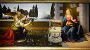 L'Annonciation, Léonard de Vinci