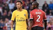 L'incroyable auto-but d'Ikoko qui a lancé Neymar et le PSG contre Guingamp