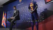 """Piqué : """"C'était le Barça ou rien"""""""