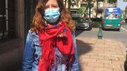"Muriel Allart, coordinatrice du projet ""Housing First"" au SMES"