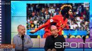 """Le """"stop"""" de Marouane Fellaini en équipe nationale : ce n'est pas une surprise !"""