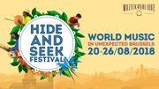 Des lieux insolites de Bruxelles aux rythmes du monde du 20 au 26 août