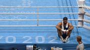 """JO Tokyo 2020 - Boxe : Disqualifié, un Français refuse de quitter le ring : """"C'est un vol devant le monde entier"""""""