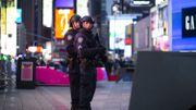 Fusillade à Times Square: trois blessées dont une enfant