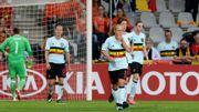 Les Red Flames s'inclinent face au Danemark malgré une très bonne 2ème mi-temps