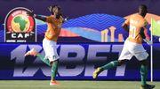 La Côte d'Ivoire rejoint le Maroc en tête du groupe D