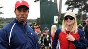 Tiger Woods et Elin Nordegren en 2009