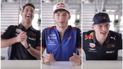 Gasly s'improvise prof de Français pour Verstappen et Ricciardo