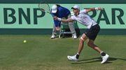 Coupe Davis: l'éventuel futur adversaire de la Belgique est connu