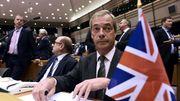 Le parti de Nigel Farage est en tête des sondages