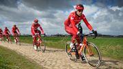 Kristoff ne se considère pas comme favori pour Paris-Roubaix