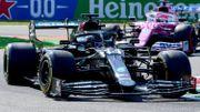 Hamilton en pole au GP d'Italie