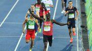 David Rudisha conserve le titre sur 800 m
