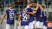 Anderlecht renoue avec la victoire, et avec la manière, sur la pelouse de Charleroi