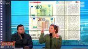 Voici les nouveaux billets de 100 et 200 €