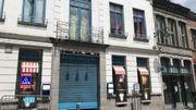 L'immeuble où se trouvait la Pâtisserie Colson