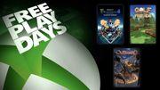 Free Play Days : Microsoft propose trois nouveaux jeux à découvrir gratuitement ce week-end