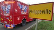 Deuxième étape du Viva for Life Tour à Philippeville