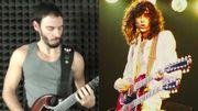 [Zapping 21] Ce fan de Led Zeppelin reprend 50 riffs de guitare du groupe dans un medley époustouflant