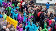 Pluie de confettis attendue pour le 514ème Laetare de Stavelot