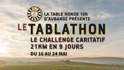 """Tablathon"" : un défi sportif et caritatif"