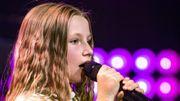 Emmanuelle, le premier talent de The Voice Kids, séduit les trois coachs