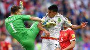 """Le Mexique bat la Russie et l'élimine de """"sa"""" Coupe des Confédérations"""