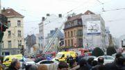 Explosion de gaz à Saint-Gilles: les deux maisons seront démolies