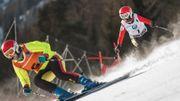 Les soeurs Sana remportent le bronze en descente à Pyeongchang