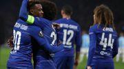Chelsea, avec Hazard sur le banc, ne tremble pas, Rennes et Krasnodar créent la surprise