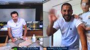 """Eden Hazard, chef d'un soir : """"Je suis plus offensif sur le terrain qu'en cuisine"""""""