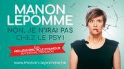 """Manon Lepomme nous le dit : """" Non, je n'irai pas chez le spy !"""""""