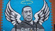 De Mineapolis à Nairobi, des fresques à la mémoire de George Floyd