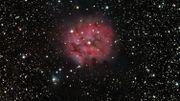 """Regardez une supernova exploser à travers """"les yeux"""" d'Hubble"""