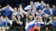 La Slovénie renverse la Croatie pour s'offrir une 3ème place historique