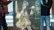 """""""Toile de Picasso"""" saisie en Turquie: un faux, selon la société Picasso Administration"""