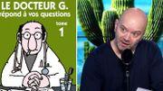 """Le Cactus: Jérôme de Warzée rend hommage à Geluck avec """"Docteur J répond à vos questions"""""""