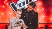 """Océana, gagnante de The Voice Kids, époustoufle encore avec sa reprise de """"Je suis malade"""" en live dans Le 8/9"""