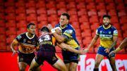 20.000 fans pour la reprise du rugby en Nouvelle-Zélande
