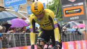 Roglic remporte le chrono devant Campenaerts, Conti reste en rose au Giro
