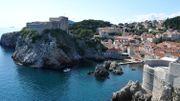 Dubrovnik, un des lieux de tournage de la série Game of Thrones